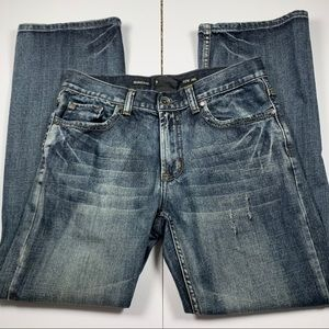 Helix Relaxed Boot Jeans Mens Size 32 x 30